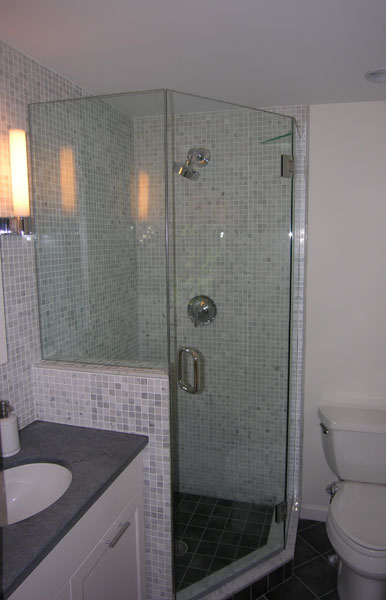 Shower And Bath Enclosures Ridgefield Glass