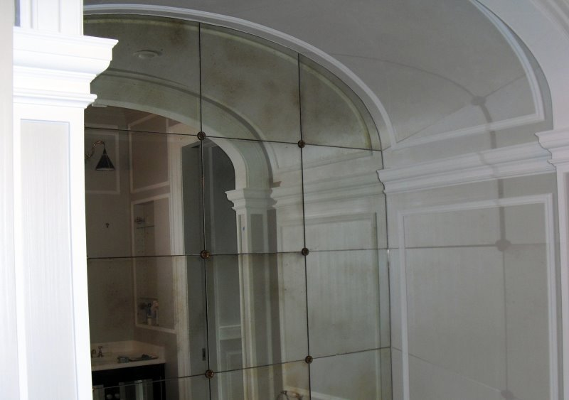 Custom Mirrors Ridgefield Glass