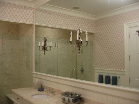 Custom Mirrors Ridgefield Glass
